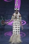 Мисс Вселенная 2013: национальные костюмы участниц из Африки (10 фото)