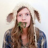 Новогодний костюм овцы для взрослого своими руками (6 фото)