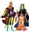 Бургундская мода (15 век)