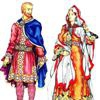 История костюма эпохи средневековья