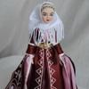 Карачаевский женский праздничный костюм