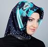 Красивые мусульманские платки от Armine (сезон 2013)