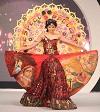 Мисс Индия 2014. Фотографии победительниц в национальных костюмах