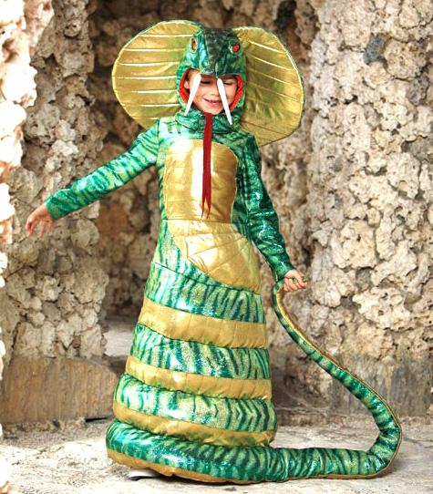Костюм змее для девушки фото