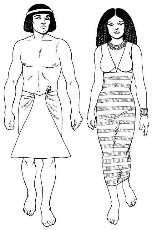 раскраски египтян