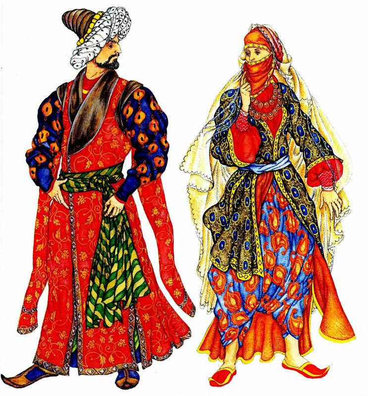 Озбек турецкие костюмы фото 305-114