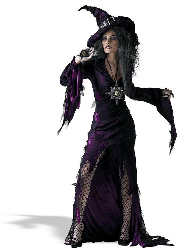 Как сделать костюм для ведьмы своими руками