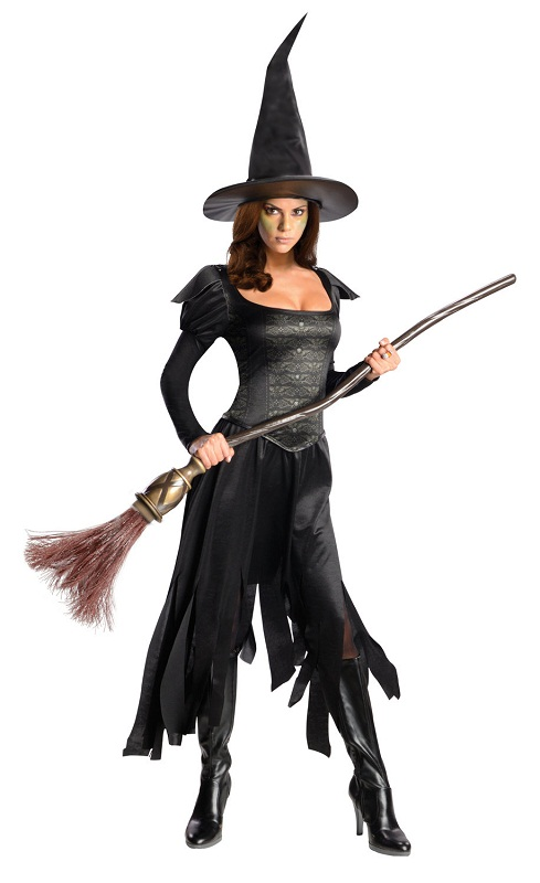 How to Make Witch Halloween Costume