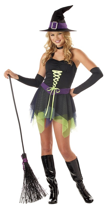 Ideas for Halloween Witch Costumes for Adults