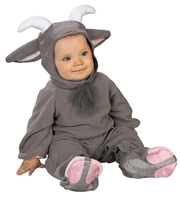 Новогодний костюм для ребенка 1 год
