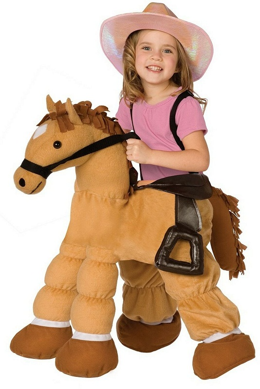 Новогодний костюм лошадь своими руками